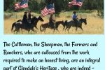 Thumbnail for the post titled: The Cattlemen, Sheepmen, Farmers and Ranchers.