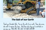 Thumbnail for the post titled: Salt of our Earth