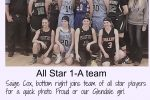 Thumbnail for the post titled: 2019 Girls Basketball All-Star Team