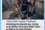 Thumbnail for the post titled: William Tell Archery Organizers– Travis Roundy and his daughter, Heather